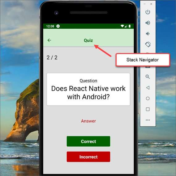 React ND Project 3 - Mobile Flashcards Project Notes by