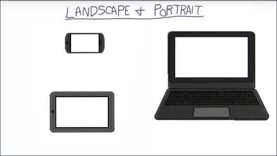 Landscape & Portrait
